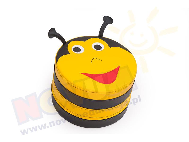 Pszczółka - pufka