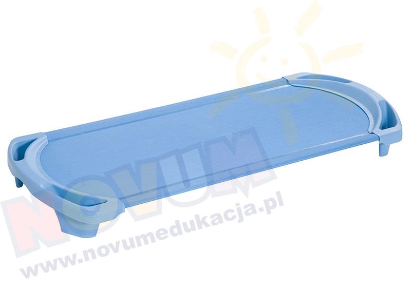 Łóżeczko MAX - błękitne - 5 lat gwarancji!