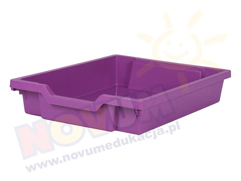 Mały pojemnik - fioletowy