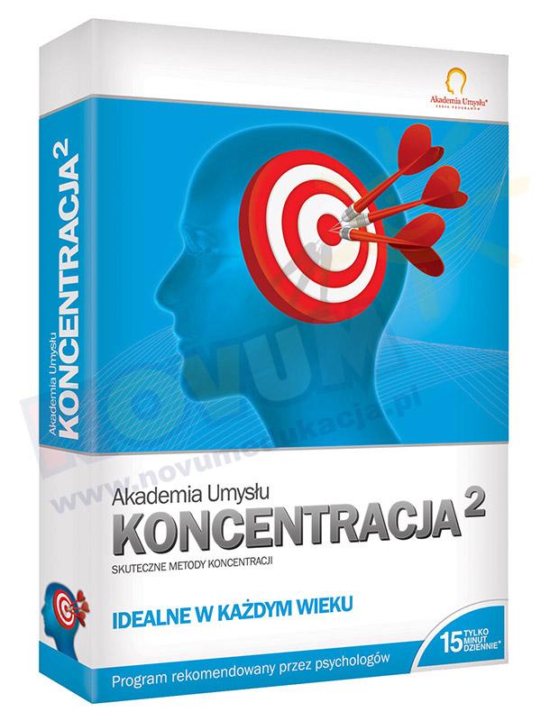 Akademia Umysłu - Koncentracja 2